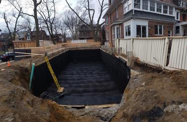 Bathtub Waterproofing