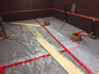 Basement Lowering Concrete Slab