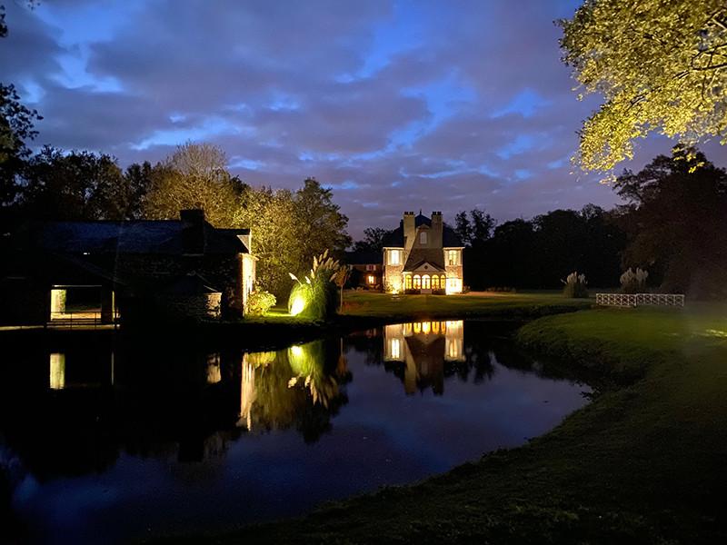 Domaine des Longrais de nuit