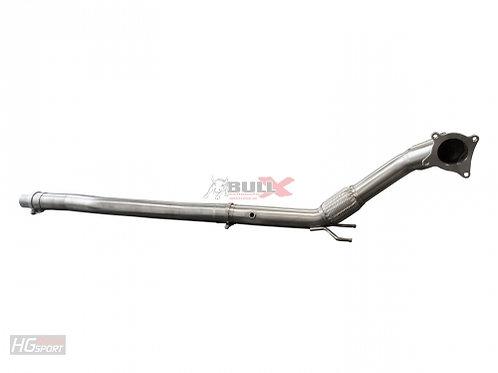 "BULL-X VAG 1,8-2,0 TFSI(FWD&AWD)Downpipe 3,5""VW Golf 5/6 GTI ED30/35 R Scirocco"