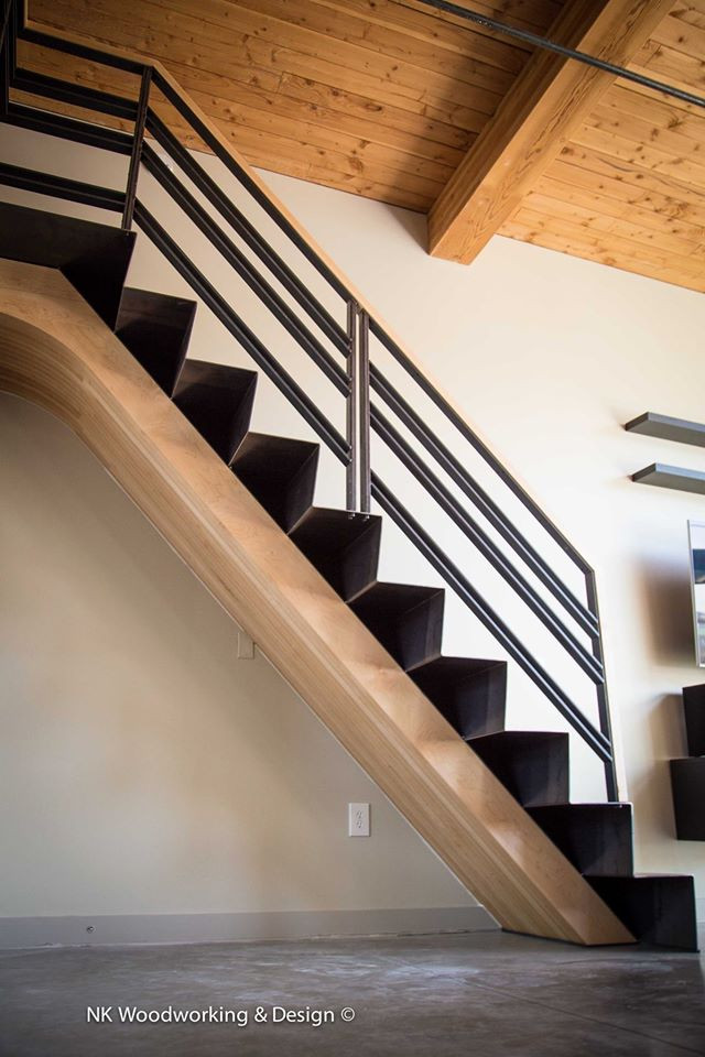 Client: NK Woodworking and Design