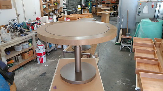 Furniture - Side Table - Saturn Design (