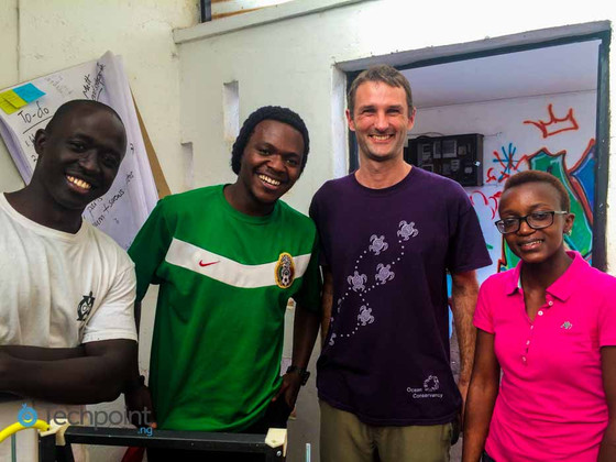 Meet the African Entrepreneurs who build 3D Printers out of waste materials