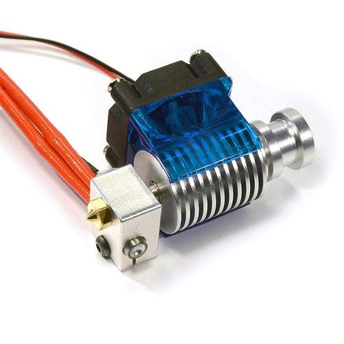 Steel extruder (incl. Fan, thermistor & heat element)