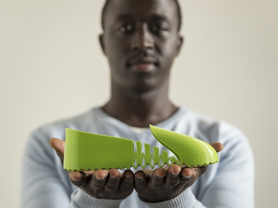 A custom printed shoe offering new hope to young patients.