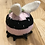 Thumbnail: Strawberry Bee - Black and Pink