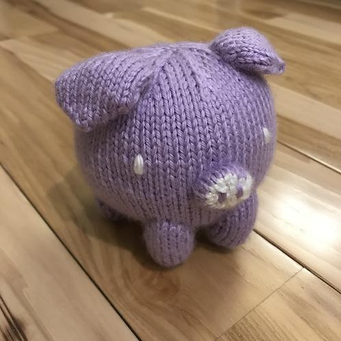 Pig - Lavender