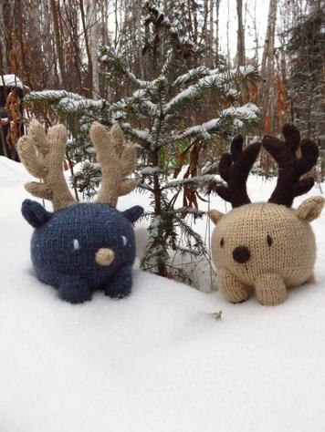 Baozi Baby - Reindeer