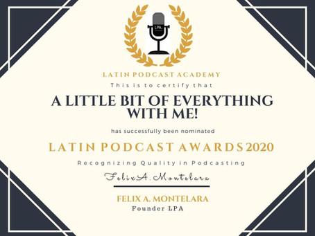 Latin Podcast Awards 2020