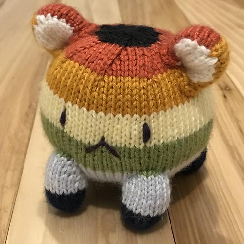 Autumn Rainbow Bear