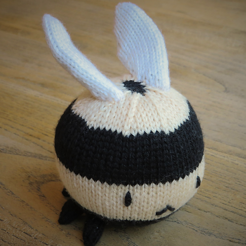 Baozi Baby Bee Knitting Pattern