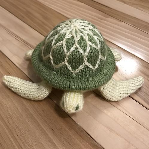 Sea Turtle - Yellow