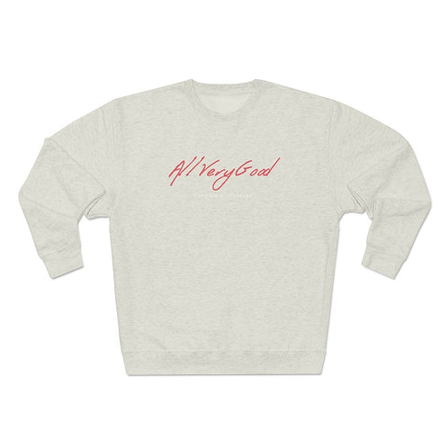 All Very Good Crewneck Sweatshirt