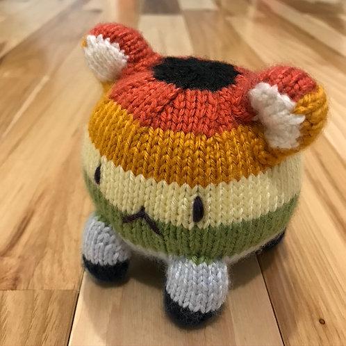 Autumn Rainbow Bear - Baozi Baby