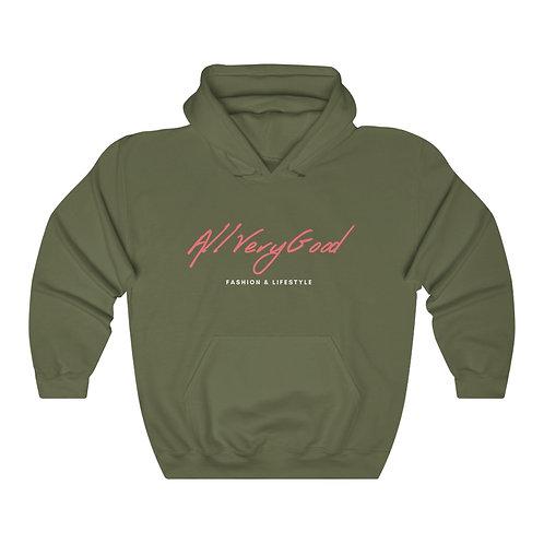 All Very Good Hooded Sweatshirt