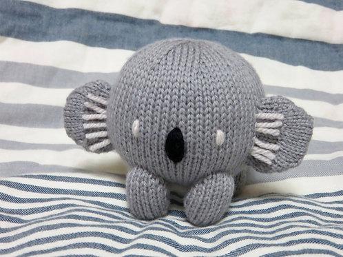 Bun Baby Koala Knitting Pattern