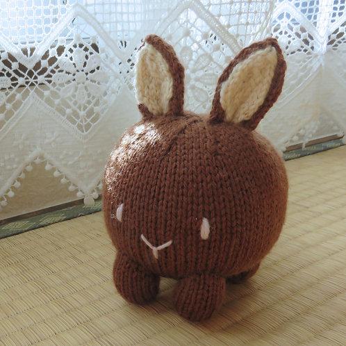 Bun Baby Bunny Pattern