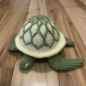 Baozi Baby - Sea Turtle