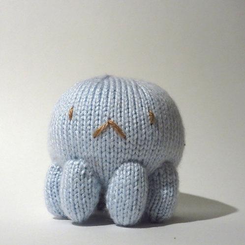 Bun Baby Octopetite Knitting Pattern