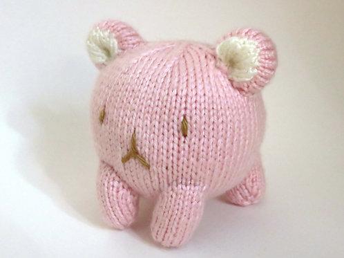Baozi Baby Bear Knitting Pattern
