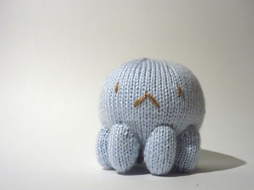 Baozi Baby Octopetite Knitting Pattern