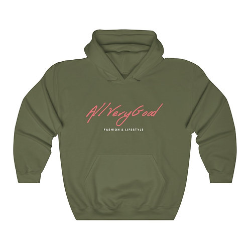 All Very Good Hooded Sweatshirt