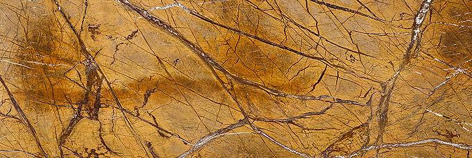 Pizzul - Rainforest Gold marble detail.j