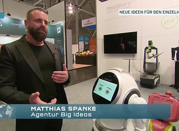 BIG IDEAS' CEO Matthias Spanke speaks about the advantages of retail technologies