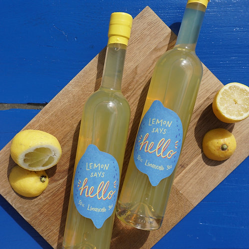 Lemon Says Hello