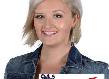Sheri Ebert on 94.5 Jack FM!