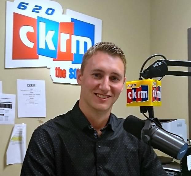 Drew Postey on CKRM!