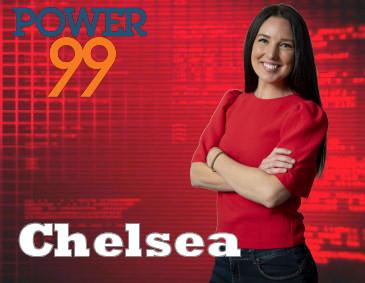 Chelsea Jackson on Power 99
