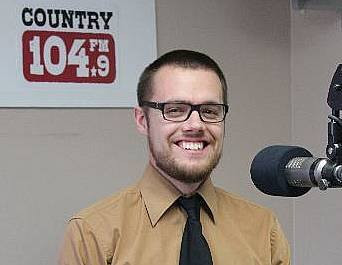 Brad Jennings on Country 104.9 FM