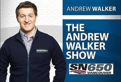 Andrew Walker on Sportsnet!