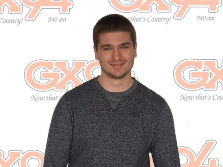 Nick Kaczmar on GX94