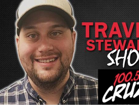 Travis Stewart on Cruz FM