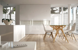 Küche und Essbereich-Planungbeispiel