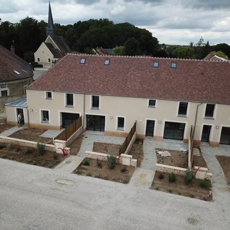 Rénovation à Mareil-le-Guyon I HVI