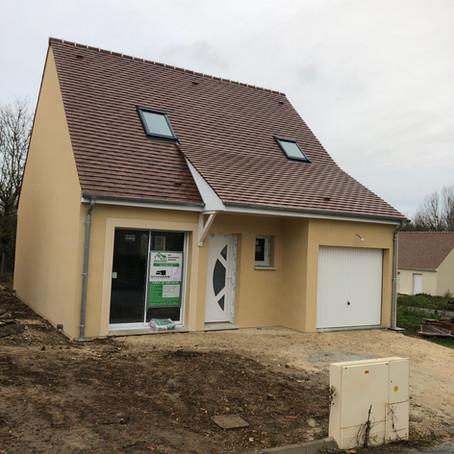 Construction - Villemeux-sur-Eure I HVI