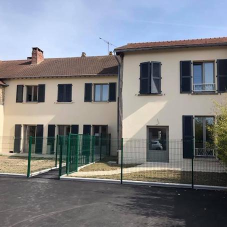 Rénovation à Saint-Lubin-de-la-Haye I HVI