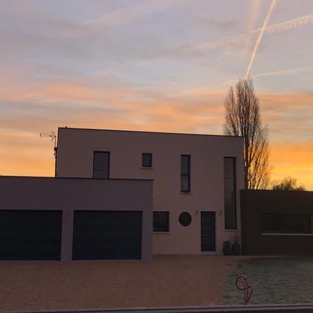 Construction à Garennes-sur-Eure I HVI