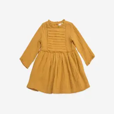 Lulu Dress | Pumpkin Spice