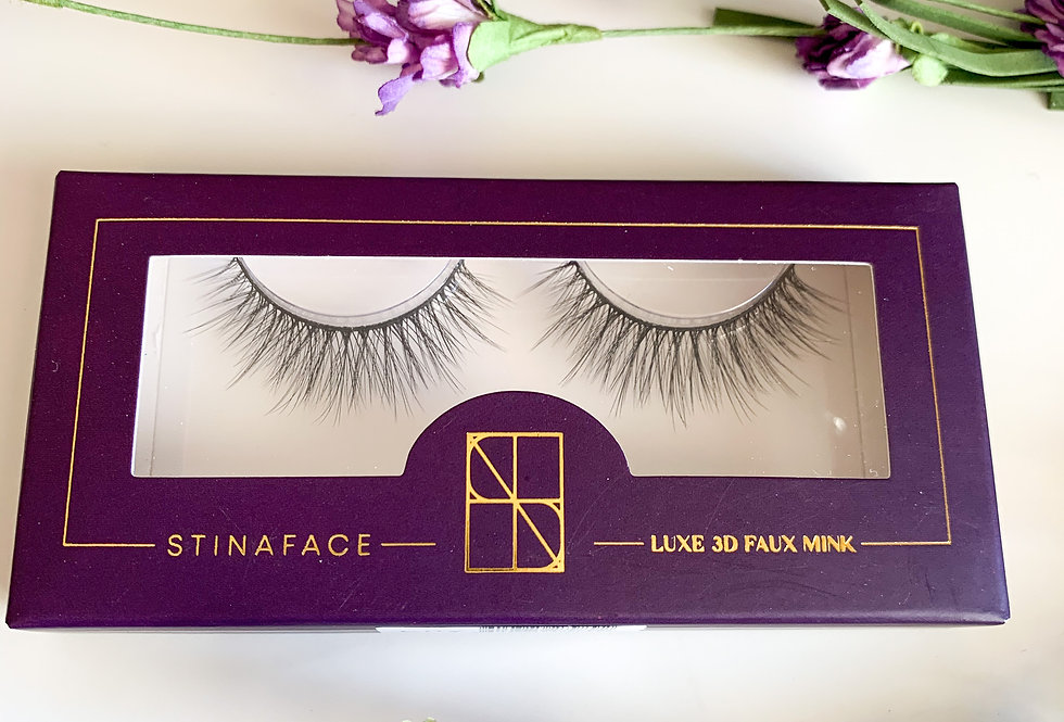 LUXE 3D LASH -LILY