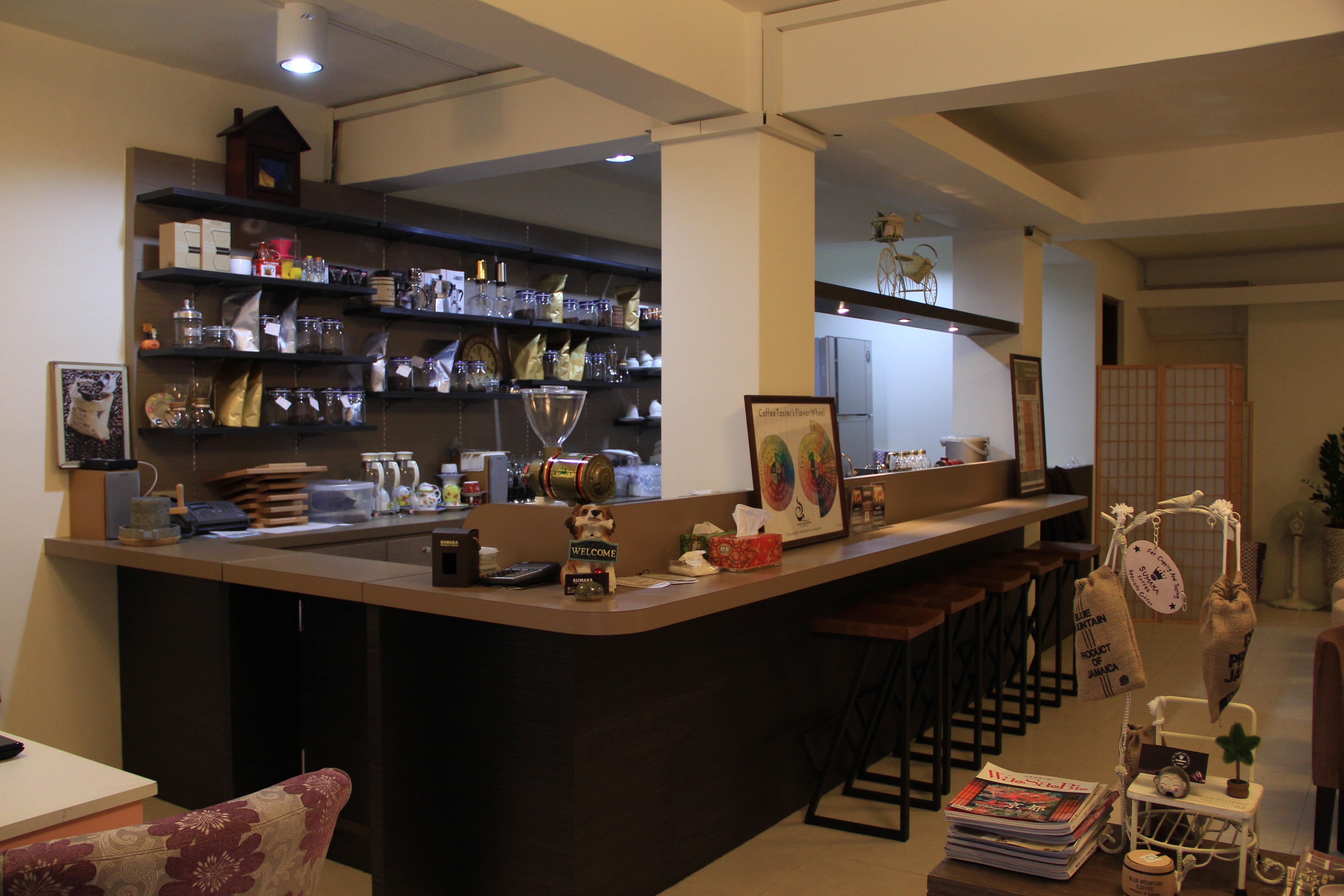 樹碼客SUMAKA精品咖啡館