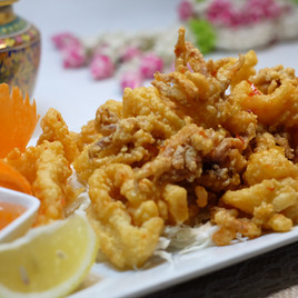 Lemongrass Calamari