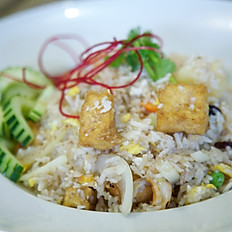 Pineapple Fried Rice with Tofu