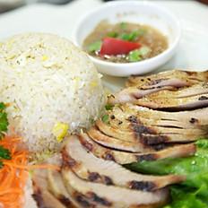 Amphawa Fried Rice