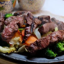Lemongrass Thai Steak