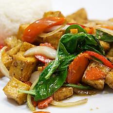 Tofu Pad Ga-Prow