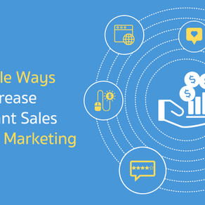 7 Simple Ways to Increase Restaurant Sales with Digital Marketing